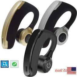 Wireless Bluetooth Headset Stereo Headphone Over-Ear for Cel