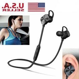 Mpow Wireless Bluetooth Sports Headphones Headset Earbuds V4
