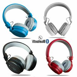 wireless bluetooth stereo headsets with mic super