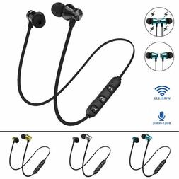 Wireless Earbuds Sport In-Ear Bluetooth Earphones Stereo HD
