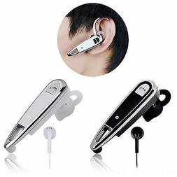 Wireless Earpiece with Microphone Noise Cancelling Bluetooth