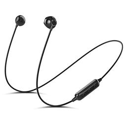 Wireless Headphones,V4.1 Magnetic Bluetooth Earbuds Stereo N