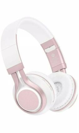 Wireless Headphones, HiFi Stereo Bluetooth Headphones with M