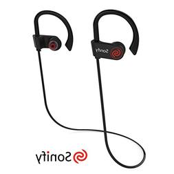 Wireless Headphones, Bluetooth Headphones, IPX7, Sweatproof,
