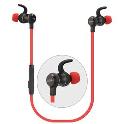 Wireless Headphones Sport Earbuds Headset with Noise Cancell