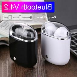 Wireless Headset Bluetooth Earphones Headphones For iPhone X