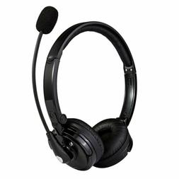 Wireless Headset Truck Driver Noise Cancelling Bluetooth Hea