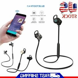 Mpow Wolverine Bluetooth 4.1 Headset Wireless Sports Headpho