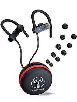 TREBLAB XR800 Bluetooth Headphones, Best Wireless Earbuds fo